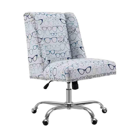 Bayden Hill OC047GLAS1U Dobby Glasses Office Chair