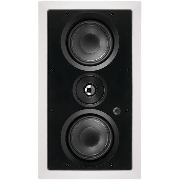 Image of ArchiTech AP-525 LCRS Dual 5.25 2-Way LCR In-Wall Loudspeaker