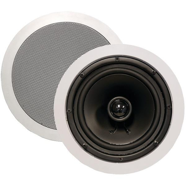 Image of ArchiTech AP-601 6.5 2-Way Round In-Ceiling Loudspeakers