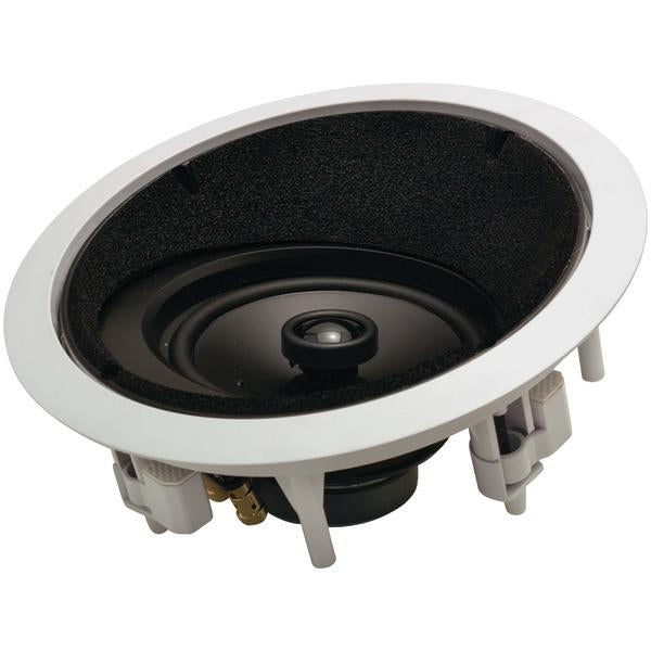 Image of ArchiTech AP-615 LCRS 6.5 2-Way Round Angled In-Ceiling LCR Loudspeaker
