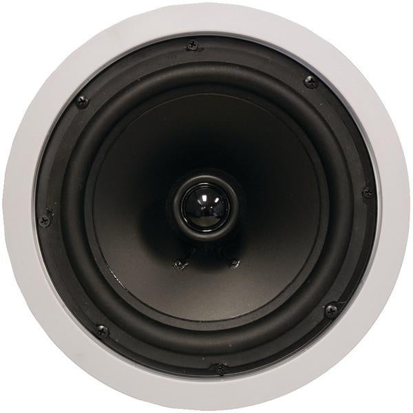 Image of ArchiTech AP-801 8 2-Way Round In-Ceiling Loudspeakers