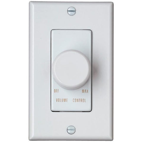 Pro-Wire IWIMP100WVW Impedance-Matching Volume Controls (White) - Peazz.com