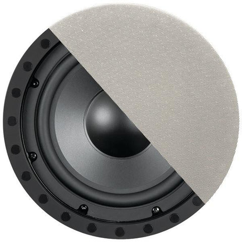 "OEM Systems SE-80SWF 8"" In-Wall/In-Ceiling Frameless Subwoofer - Peazz.com"