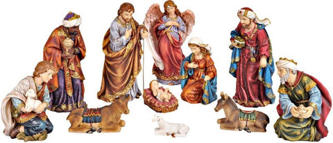 Ok Lighting OK-2534-S1A Piece Nativity Sets - Peazz.com