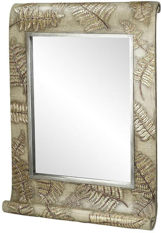 Ok Lighting OK-4224MR Fern Collection Wall Mirror - Peazz.com