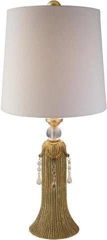 Ok Lighting OK-4270T Auric Twists Table Lamp - Peazz.com