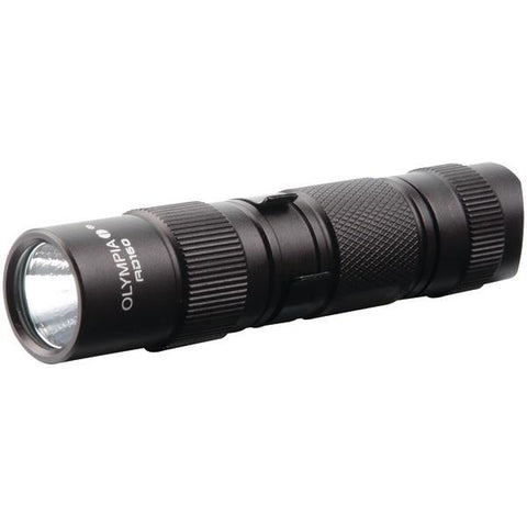 Olympia AD160 AD Series High-Performance LED Flashlight (160-Lumen) - Peazz.com