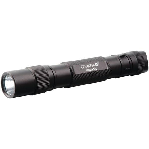 Olympia AD200 AD Series High-Performance LED Flashlight (200-Lumen) - Peazz.com