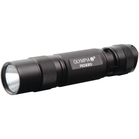 Olympia AD220 AD Series High-Performance LED Flashlight (220-Lumen) - Peazz.com