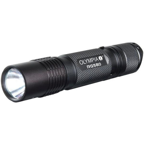 Olympia RG580 RG Series High-Performance LED Flashlight (RG580; 580 lumens) - Peazz.com