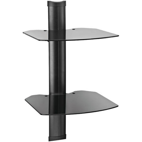 Omnimount TRIA 2 TRIA2B 2-Shelf Wall Furniture System - Peazz.com