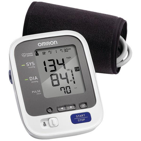Omron BP761 7 Series Advanced-Accuracy Upper Arm Blood Pressure Monitor with Bluetooth Connectivity - Peazz.com