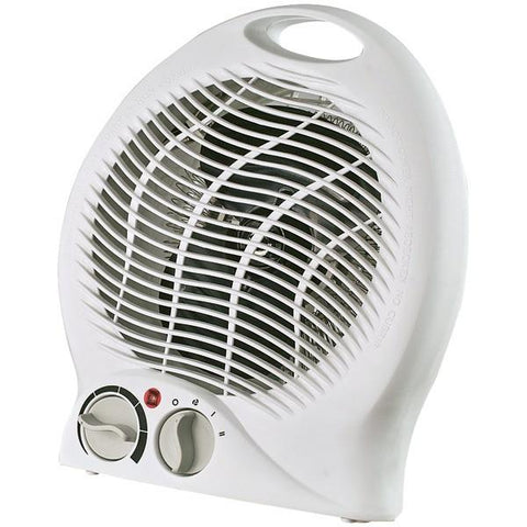Optimus H-1322 Portable Fan Heater with Thermostat - Peazz.com