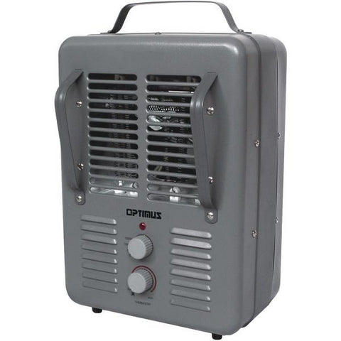 Optimus H-3013 Portable Utility Heater with Thermostat - Peazz.com