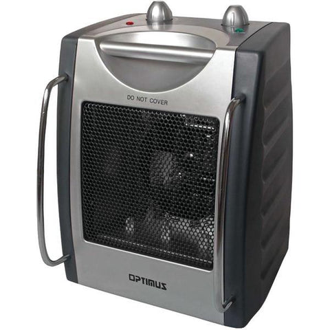 Optimus H-3015 Portable Utility Heater with Thermostat - Peazz.com