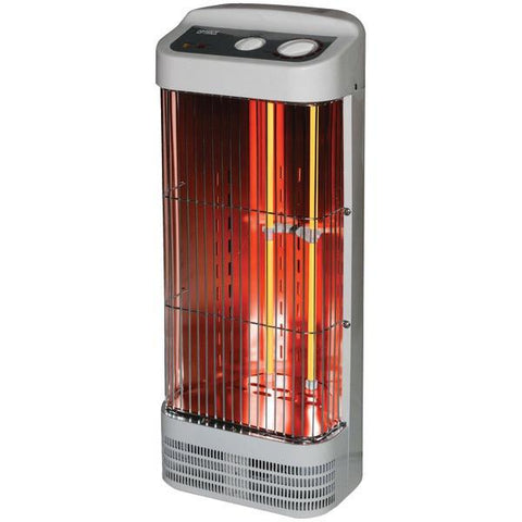 Optimus H-5232 Tower Quartz Heater - Peazz.com