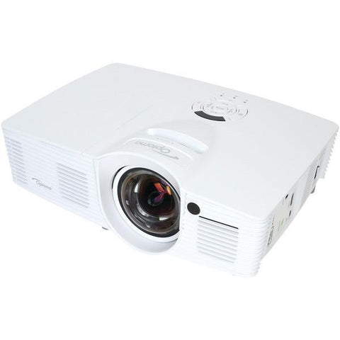 Optoma GT1080 GT1080 HD 1080p Gaming Projector - Peazz.com
