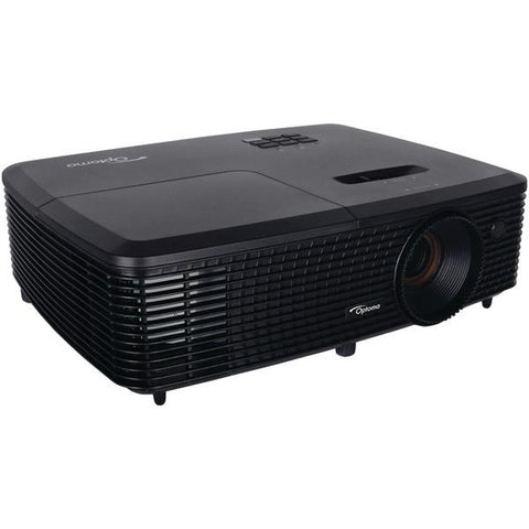 Optoma S341 S341 DLP SVGA Business Projector - Peazz.com