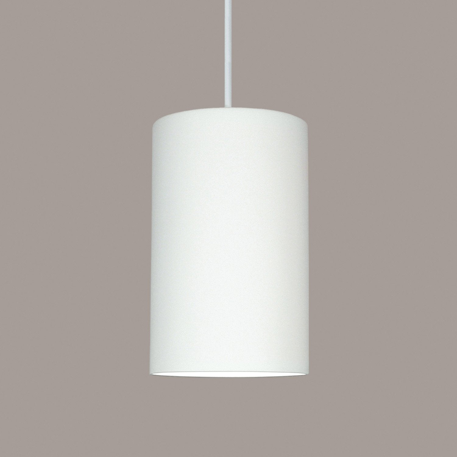 A19 P202-CFL13-A22-BCC Islands of Light Collection Andros Black Forest Green Finish Pendant