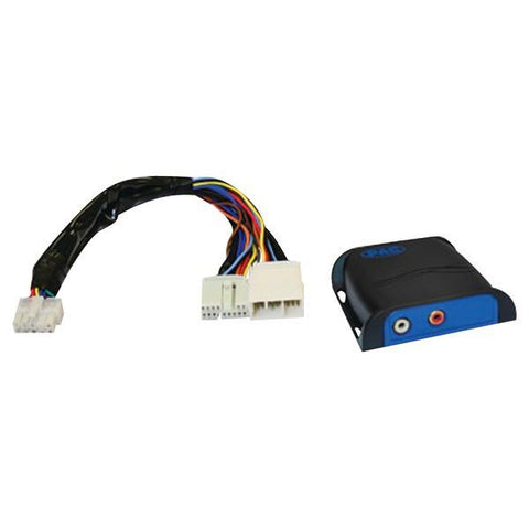 PAC Audio AAI-HD3 14-Pin Satellite or CD Changer Auxiliary Input for Select Honda/Acura 2003–2012 - Peazz.com