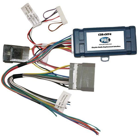 PAC Audio C2R-CHY4 Radio Replacement Interface (Chrysler) - Peazz.com