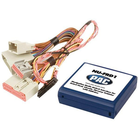 PAC Audio NU-FRD1 Navigation Unlock Interface for Ford/Lincoln/Mercury - Peazz.com