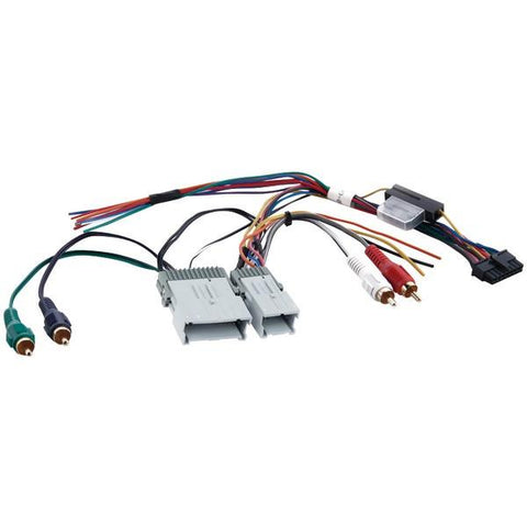 PAC Audio RP4-GM11 All-in-One Radio Replacement & Steering Wheel Control Interface (for Select GM Vehicles) - Peazz.com