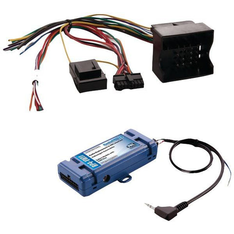 PAC Audio RP4-VW11 All-in-One Radio Replacement & Steering Wheel Control Interface (For select VW vehicles with CANbus) - Peazz.com