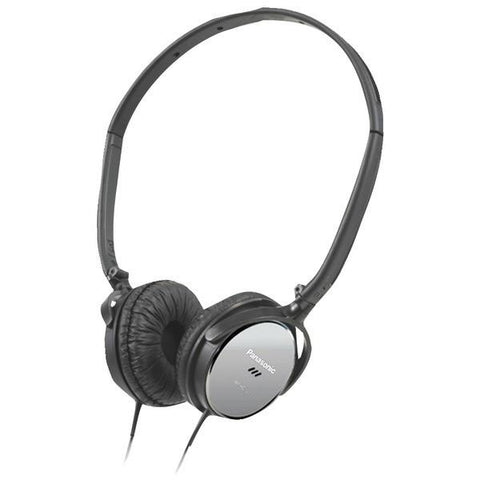 Panasonic RP-HC101-K HC101 Noise-Canceling Headphones - Peazz.com