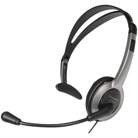 Panasonic KX-TCA430 Comfort-Fit, Foldable Headset - Peazz.com
