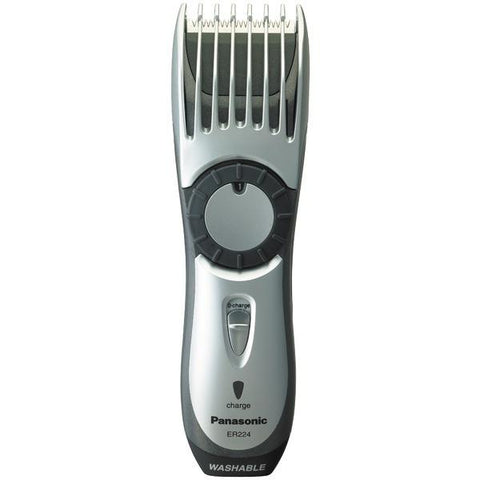 Panasonic ER224S Cordless Hair & Beard Trimmer - Peazz.com