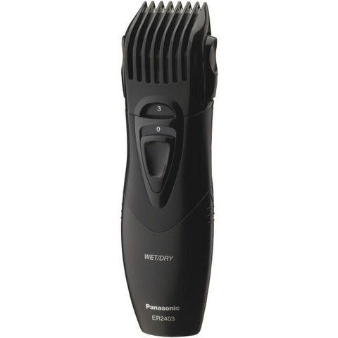 Panasonic ER2403K Wet/Dry Hair & Beard Trimmer - Peazz.com