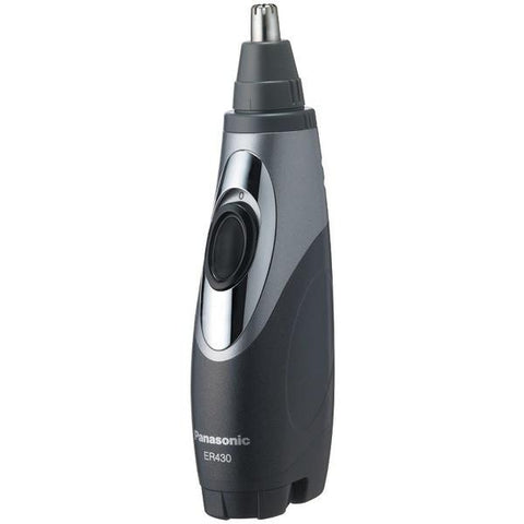 Panasonic ER430K Nose & Ear Trimmer with Vacuum - Peazz.com