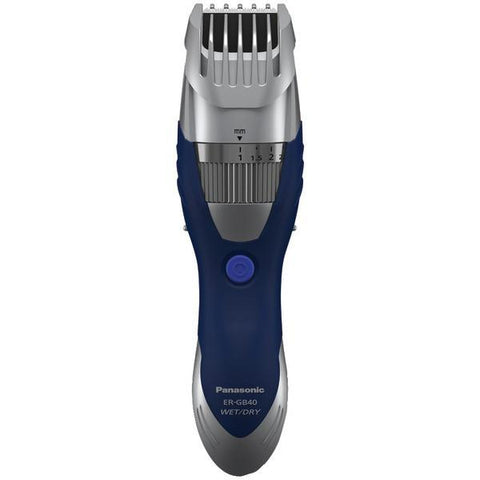 Panasonic ER-GB40-S Body Hair Trimmer - Peazz.com