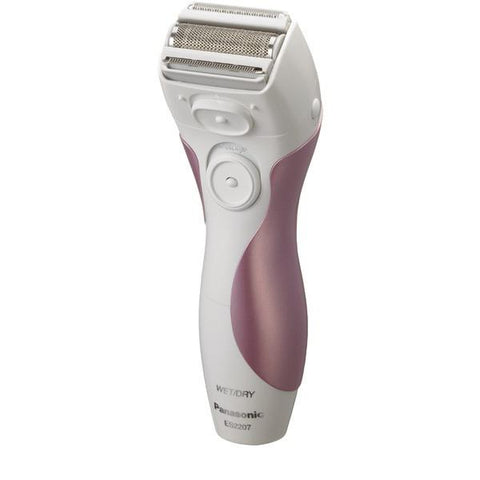 Panasonic ES2207P Ladies' Close Curves Wet/Dry Shaver - Peazz.com