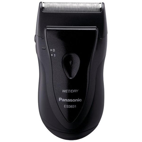 Panasonic ES3831K Pro-Curve Battery-Operated Travel Shaver - Peazz.com