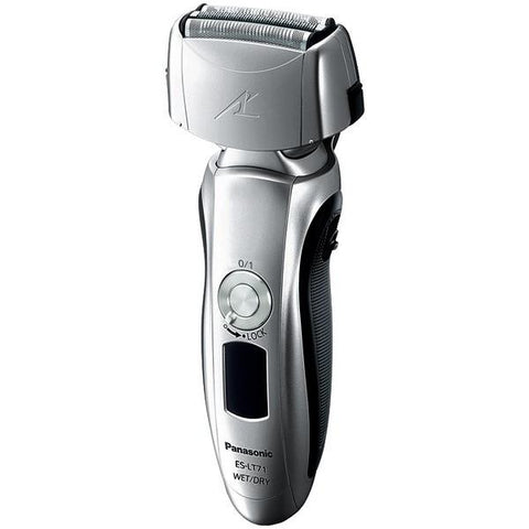 Panasonic ES-LT71S Men's Wet/Dry Shaver with Cleaning System - Peazz.com