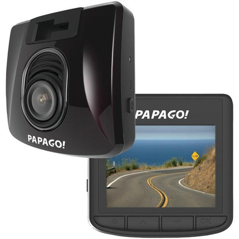 PAPAGO! GSS308G GoSafe S30 Full HD Sony Exmor Imaging Sensor Dash Cam with 8GB microSD Card - Peazz.com