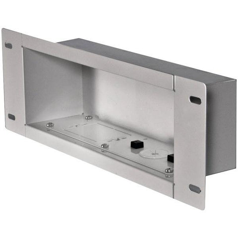 Peerless-AV IBA3-W In-Wall Metal Box with Knockout (Medium) - Peazz.com