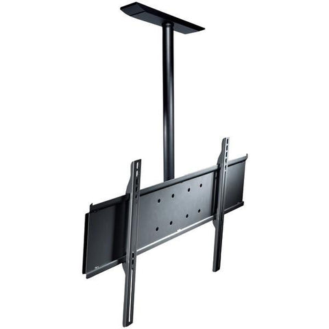 "Peerless-AV PLCM UNLCP 32""–90"" Straight Column Ceiling Flat Panel Mount - Peazz.com"