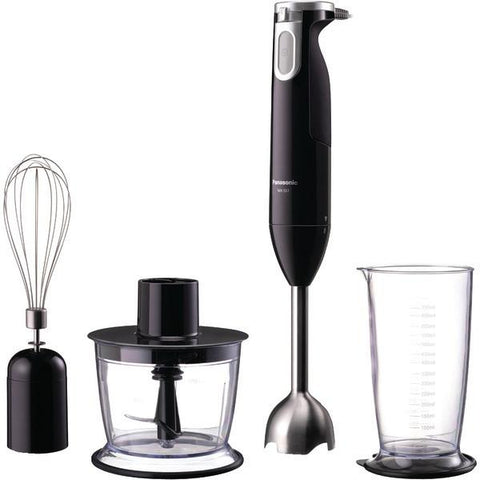 Panasonic MX-SS1 Hand Blender with Accessories - Peazz.com