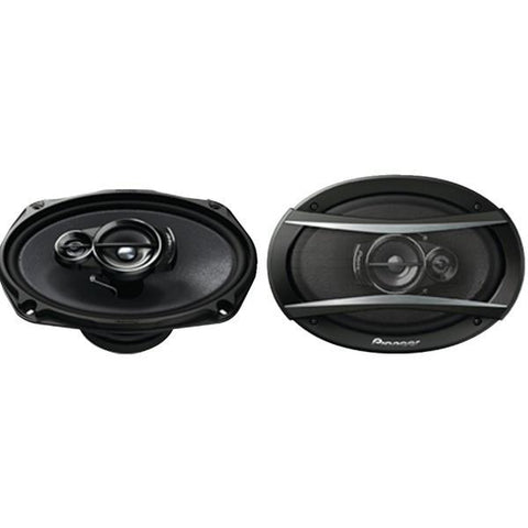 "Pioneer TS-A6976R A-Series 6"" x 9"" 550-Watt 3-Way Speakers - Peazz.com"