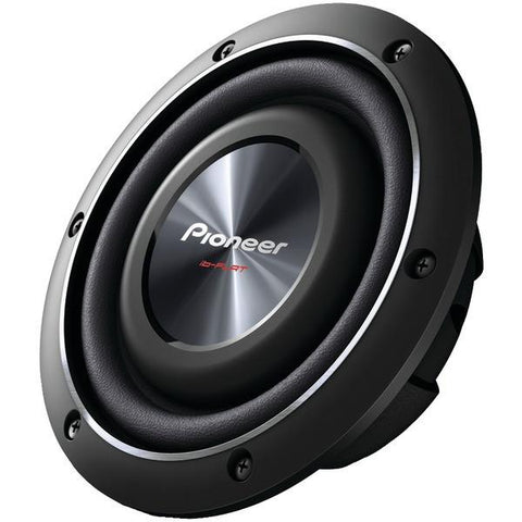 "Pioneer TS-SW2002D2 8"" 600-Watt Shallow-Mount Subwoofer with Dual 2? Voice Coils - Peazz.com"