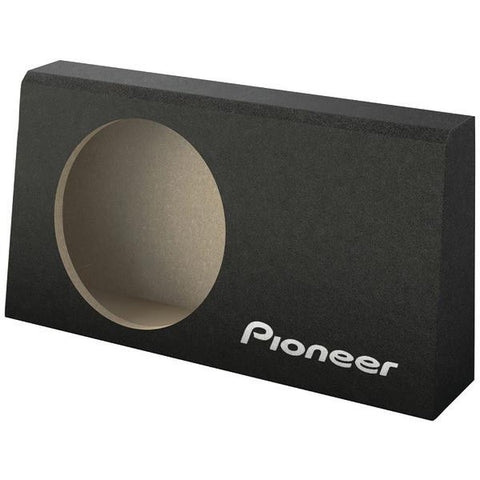 "Pioneer UD-SW250T 10"" Frontfiring Enclosure for TS-SW2502S4 Subwoofer - Peazz.com"