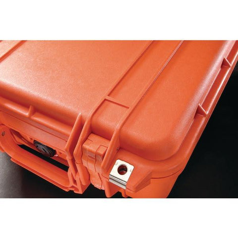 Pelican 1400-000-150 1400 Protector Case with Pick N Pluck Foam (Orange) - Peazz.com