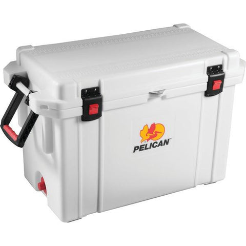 Pelican 32-95Q-MC-WHT 95-Quart 95QT ProGear Elite Cooler (White) - Peazz.com