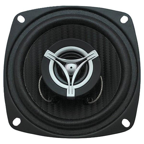 "Power Acoustik EF-402 Edge Series Coaxial Speakers (4"", 2 Way, 250 Watts max) - Peazz.com"