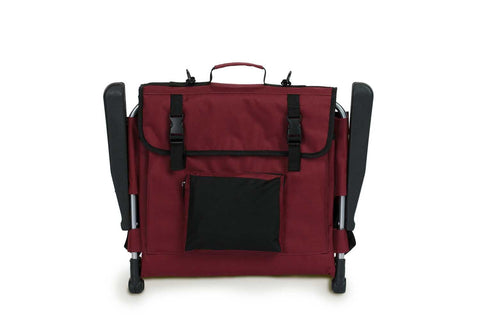 Picnic Plus PSM-106M Stadium Seat Maroon Finish