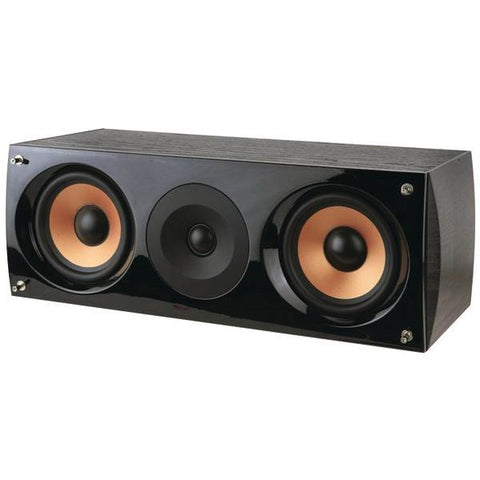 "pure acoustics Supernova-C 5.25"" 2-Way Supernova Series Center Channel Speaker with Lacquer Baffle - Peazz.com"