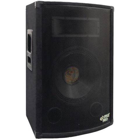 "Pyle PADH1279 600-Watt, 12"" 2-Way Speaker Cabinet - Peazz.com"